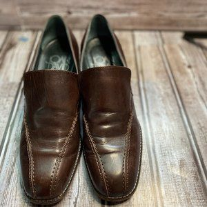 Joan & David leather Loafers